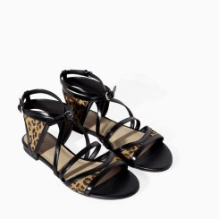 Sandalias Zara ( 12,99€ )