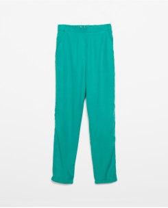 Pantalón baggy Zara ( 12,99€ )