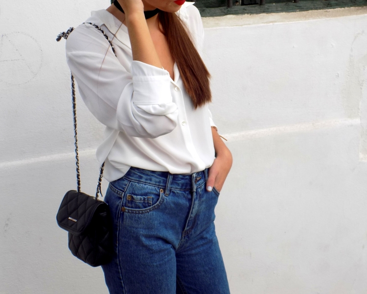 outfit-mom-jeans-white-shirt-basic